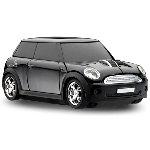 Bmw Mini Cooper Wireless Computer Mouse - Motor-mouse