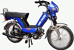 moped scooters what is
