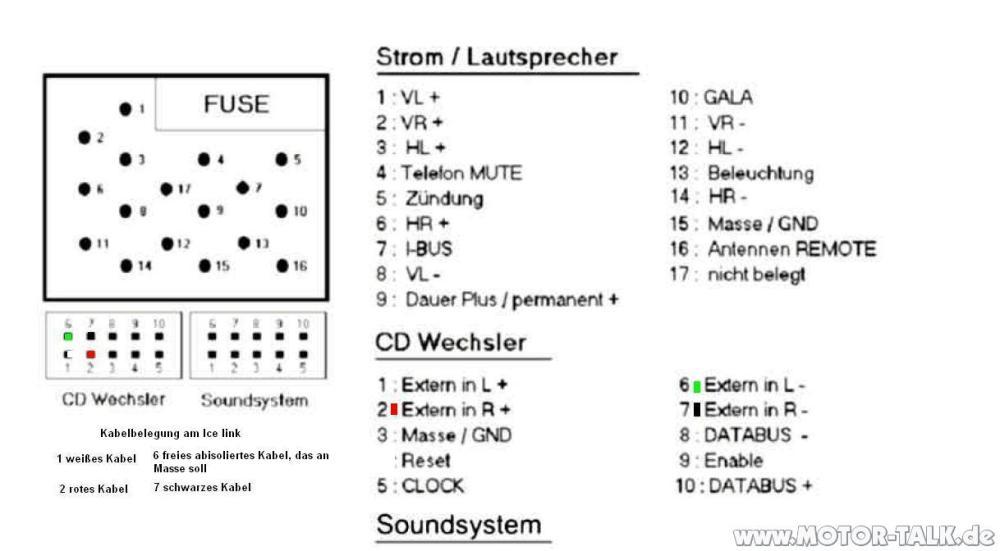 medium resolution of e46 business navi radio strom leitung car hifi e46 radio wiring plug diagram bmw e46 business radio wiring diagram