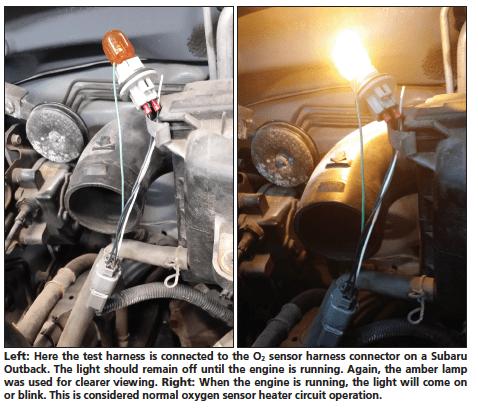 2009 Jetta Tdi Wiring Diagram Grounds Diagnosing O2 Sensor Heater Circuit Failures Motor