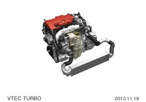 Honda anuncia sus nuevos motores VTEC Turbo  Motores