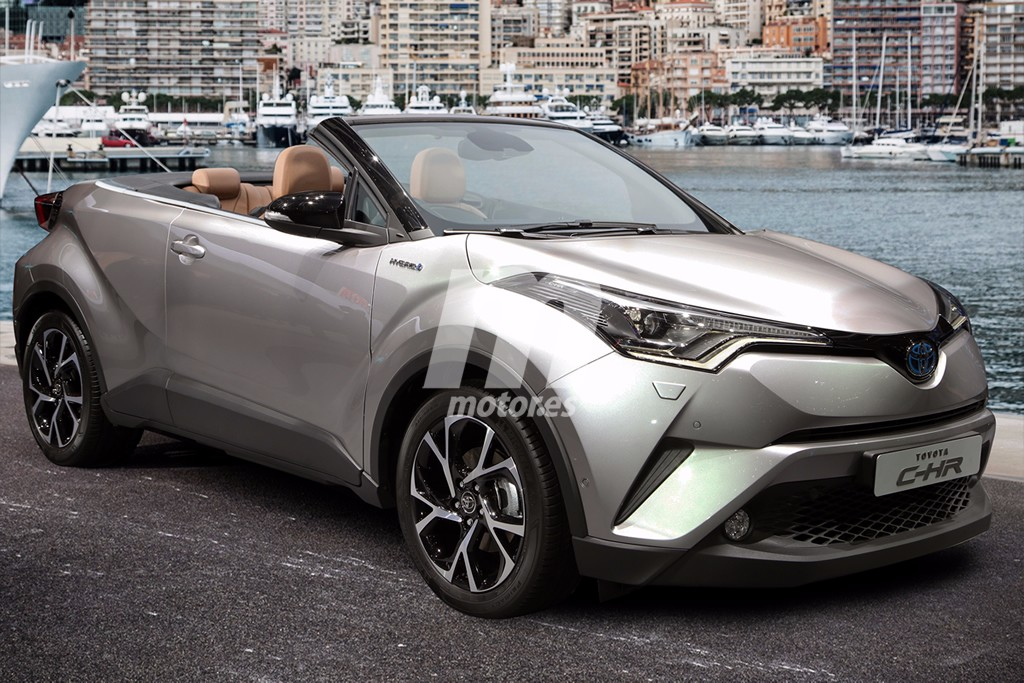 Hay Sitio Para Un Toyota C HR Descapotable As Sera Su