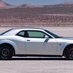 El Nuevo Dodge Challenger Srt Hellcat Redeye Es Casi Un Demon Pero No Lo Es Motor Es