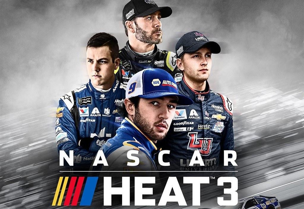 NASCAR Heat 3 Un Nuevo Juego Para Los Amantes De La