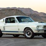 El Unico Shelby Gt500 Super Snake 67 De Nuevo El Mustang Mas Caro De La Historia Motor Es