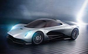 Aston Martin AMRB 003 Concept, el nuevo hiperdeportivo