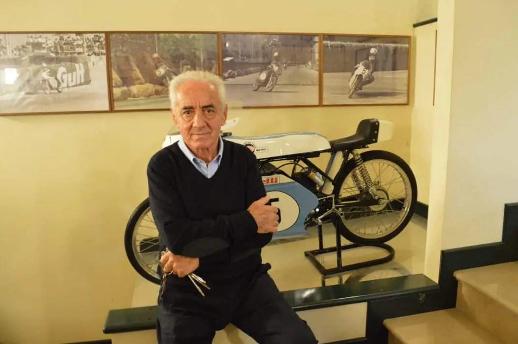 Giancarlo Morbidelli - Museo Morbidelli Pesaro foto TvA 2017