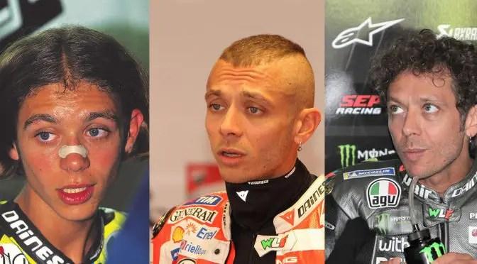 Valentino Rossi 25 jaar Assen