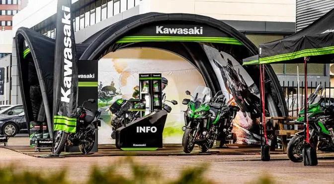 Kawasaki Versys Promo Tour 2021