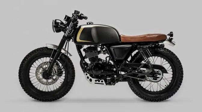 Mutt Motorcycles Akita 125