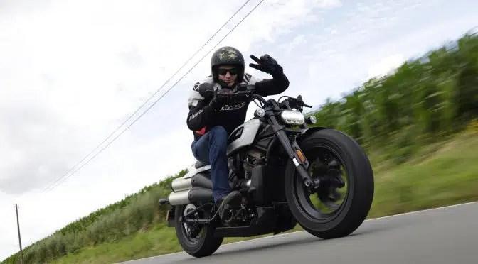 2021 Harley-Davidson Sportster S 1250