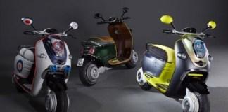 Mini Scotter E Concept