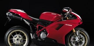 Ducati 1098R motos