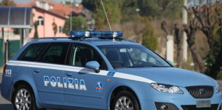 Seat Exeo ST Policial