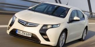 coche opel ampera 2012