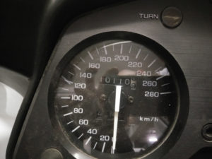 Honda-VFR-110110km