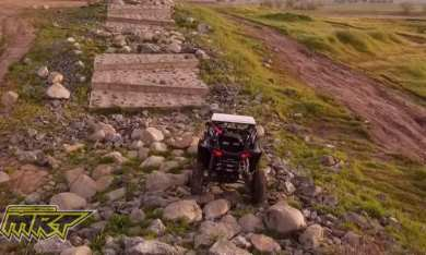 Testing MRT X-ROX DD UTV Tires at Prairie City SVRA