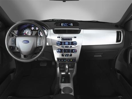 Salón de Detroit: Ford Focus 2008