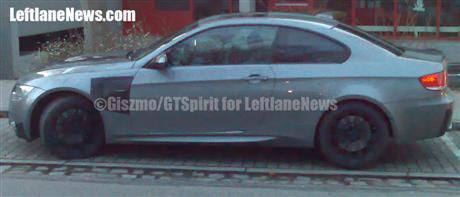 Fotos espías del nuevo BMW M3