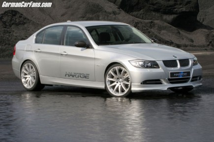 BMW Serie 3 coupé Hartge