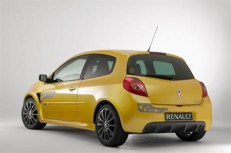 Renault Clio F1 Team R27