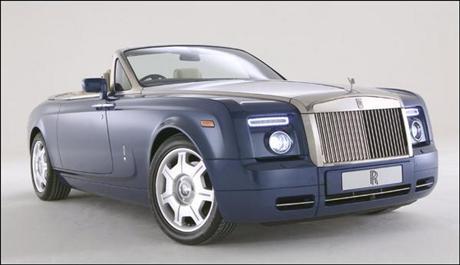 Rolls Royce Convertible