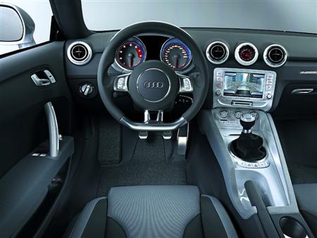 El Audi TT Shooting Brake no se llevará a producción