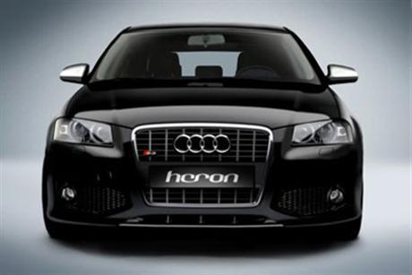 Audi S3 por Heron, simplicidad bellísima