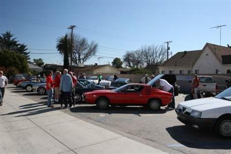 La historia de Alfa Romeo, reunida
