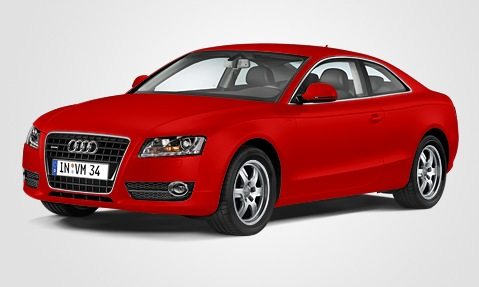 Audi A5: Colores disponibles