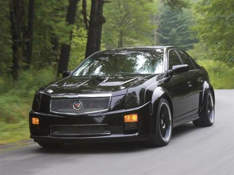 Cadillac CTS-V por Predator, twin turbo para la competencia