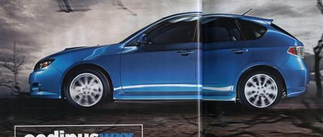 Subaru Impreza WRX 2008, antes de lo previsto