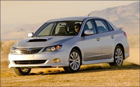Nuevo Subaru Impreza WRX Sedán