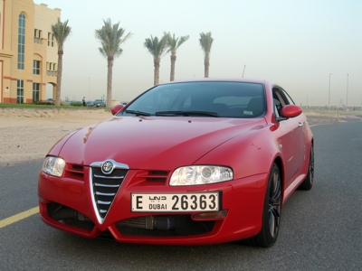 Alfa GT Autodelta