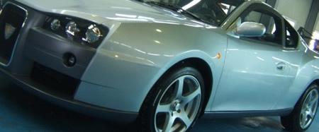 Fotos filtradas del coupé de Geely
