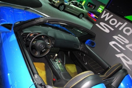 Salón de Nueva York: Fotos del Honda S2000 CR
