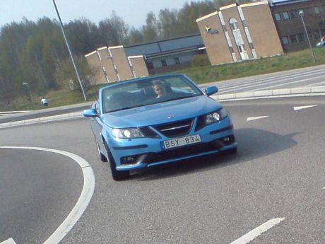 Nuevo Saab 9-3 cabrio, de nuevo cazado