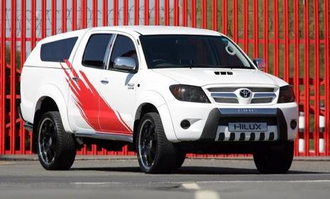 Toyota Hilux Concept, lo último de Toyota