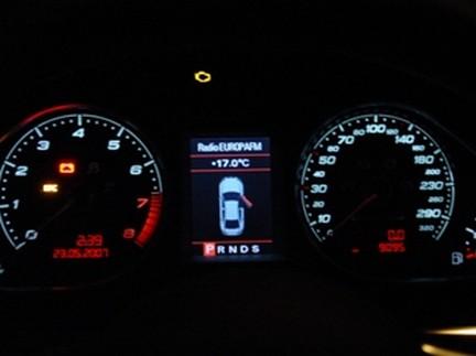 Audi RS6, fotos espía