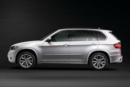 BMW X5, nuevo paquete M