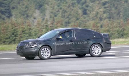 Nuevo Opel Vectra