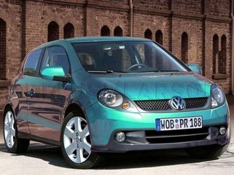 VW: Recreaciones Scirocco, Golf y Lupo