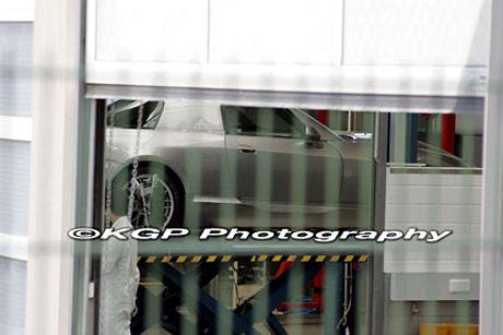 Acura NSX 2009, siguiendo su camino