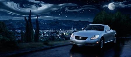 Lexus SC