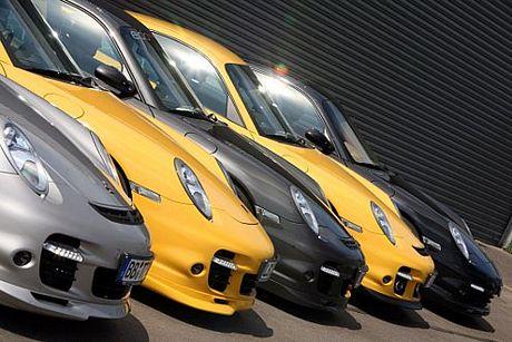 Porsche 911 997 Turbo, mejorando la obra maestra