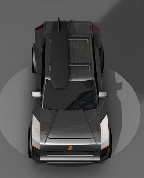 Lamborghini LM400