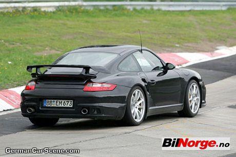 Porsche 997 GT2, ahora en negro