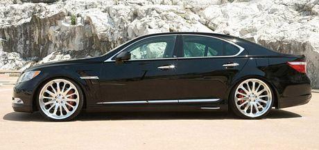 Lexus LS 460, por Wald International