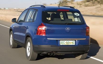 Llegan fotos reveladoras del Volkswagen Tiguan