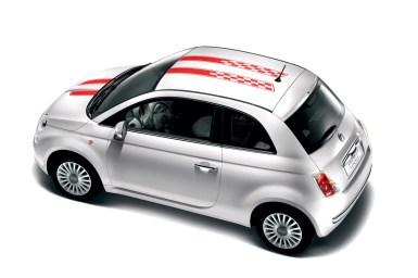 Fiat 500. El último as del éxito italiano ha llegado
